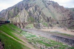 Zardkouh mountains in Iran Royalty Free Stock Photos