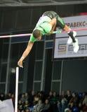 Zaro ¡ Borges LÃ - кубинский vaulter полюса Стоковое Изображение