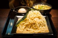 Zaru soba cold noodle traditional japanese food Stock Photo