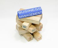 zarządzanie Obrazy Stock