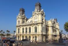 Zarząd portu przy Portowym Vell Obrazy Royalty Free
