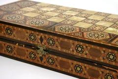 zarządu antique chess obrazy royalty free