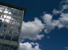 Zarządzanie budynek obrazy stock