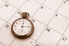 zarządzanie czas Obrazy Stock