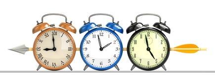 zarządzanie czas Zdjęcie Stock