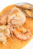 Zarzuela dos peixes Fotos de Stock Royalty Free