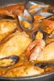 Zarzuela dos peixes Foto de Stock Royalty Free
