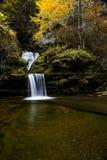 Zasłony kaskada jesieni siklawa - Nowy Jork - Hawańska roztoka - Fotografia Royalty Free