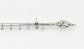 zasłony metalu poręcz Fotografia Stock
