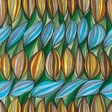 Zasłony pionowo linii malutki bezszwowy wzór royalty ilustracja
