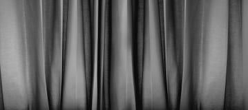Zasłony lub draperii wzór Zdjęcia Stock
