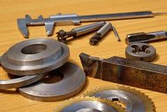 zasadzony przemysłu produkci metal zdjęcia stock