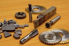 zasadzony przemysłu produkci metal zdjęcie royalty free