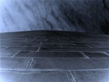 Zasięg dla chmur Zdjęcie Royalty Free