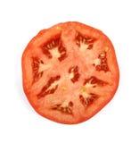 zasięrzutny pomidorowy widok Obrazy Stock