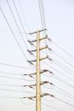 Zasilanie elektryczne Zdjęcia Stock