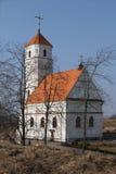 Zaslavl的东正教,比拉罗斯。 免版税图库摄影