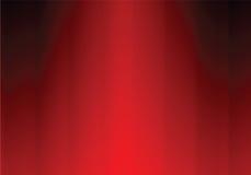 zasłony czerwień Zdjęcia Royalty Free
