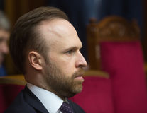 Zastępca Szefa Prezydencka administracja Ukraina Filat Zdjęcie Stock