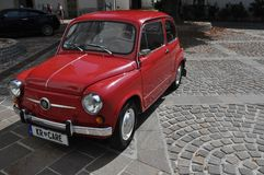 Zastava, old retro car Stock Photo