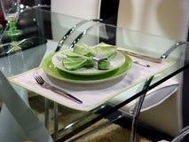 zastawy stołowe zdjęcie royalty free