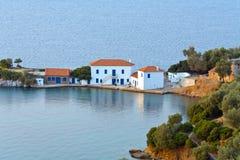 zasteni pelion της Ελλάδας κόλπων στοκ εικόνες