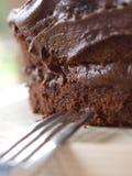 zasycha czekoladę Zdjęcia Stock