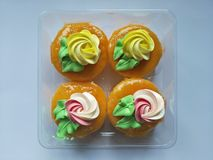Zasycha jest jedzeniem typ który cukierki i przechodzący wypiekowy proces który zrobi od pszenicznej mąki fotografia stock
