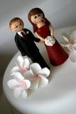 zasycha ślub Zdjęcia Stock