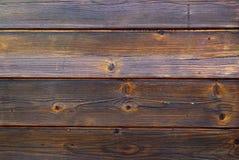 zaszaluje drewna Fotografia Stock