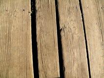 zaszaluje drewnianego Zdjęcie Royalty Free