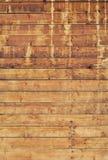 zaszaluje drewnianego Obraz Royalty Free