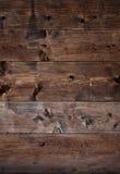 zaszaluje drewnianego Obrazy Royalty Free