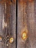 zaszaluje drewnianego Fotografia Stock