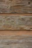 zaszaluje drewno Obrazy Royalty Free