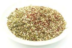 Zatar oriental spice mix Royalty Free Stock Image