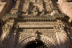 Zatecas Cathedral Royalty Free Stock Images