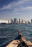 zatoczka Dubai Zdjęcia Royalty Free