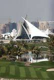 zatoczka Dubai obrazy stock