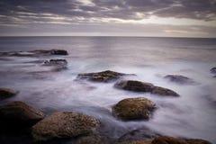 zatoczka ocean obrazy royalty free