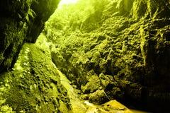 zatoczki góra Zdjęcie Royalty Free