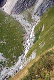 zatoczki góra Obraz Royalty Free