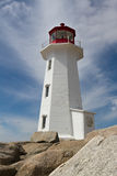 zatoczki latarni morskiej peggys Fotografia Stock