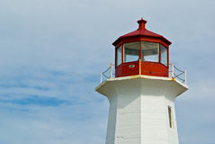zatoczki latarnia morska Peggy s obrazy royalty free