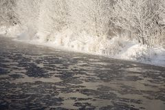 zatoczki puszka spławowy lód obrazy royalty free