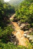 zatoczki skała Zdjęcie Royalty Free