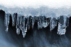 zatoczki zima Fotografia Royalty Free