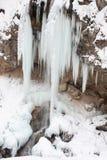 zatoczki zima Zdjęcie Stock