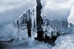 zatoczki zima Obraz Royalty Free