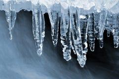 zatoczki zima Obrazy Royalty Free